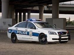 Chevrolet рассекретила новый патрульный автомобиль