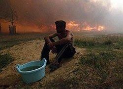 Из-за пожаров без жилья остались 2210 россиян