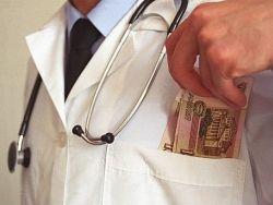 Оборотни в белых халатах: о коррупции в медицине