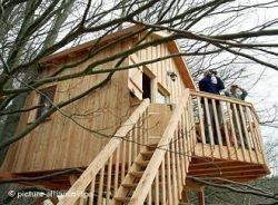 В Германии входят в моду деревянные дома