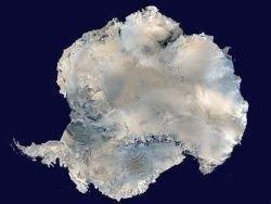 Разрастание Антарктиды объяснили глобальным потеплением
