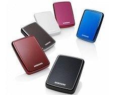 Samsung оснаcтит внешние винчестеры USB 3.0