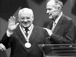 Горбачёв: целью моей жизни было уничтожение коммунизма