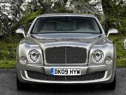 Самый дорогой Bentley распродали в России на два года вперед