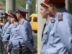 Новость на Newsland: Лейтенант полиции будет получать не менее 33 тысяч рублей