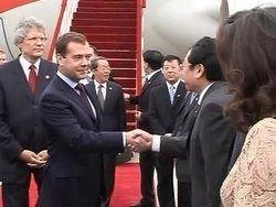 Китайские ветераны назвали Дмитрия Медведева символом России