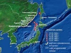 Землетрясения в Японии предвещают цунами?