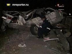 По факту ДТП в Красноярске возбуждено уголовное дело