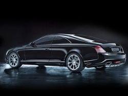 Немецкое ателье начинает производство купе на базе Maybach