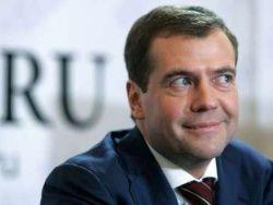 Медведев ужесточил охрану авторских прав