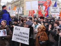 Критики Кремля боятся убийств и подставных судов