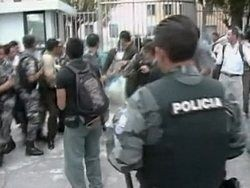 В Эквадоре продлен режим чрезвычайного положения