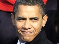 Во время выступления Обамы произошел конфуз