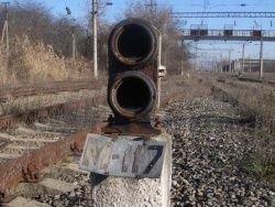 Суворовцы разбили 13 светофоров на дороге в Пермском крае