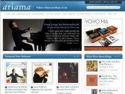Sony запустила интернет-магазин классической музыки