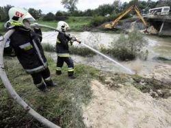 Ядовитые отходы с венгерского завода попали в Дунай