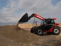 Трудности с реализацией зерна возникли на юге России