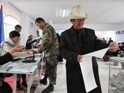 Выборам в Киргизии помешали слишком длинные бюллетени