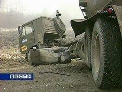 В Казахстане в автоаварии погибли три человека