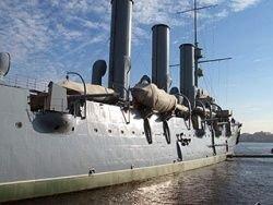 """Расформирован экипаж крейсера \""""Аврора\"""""""