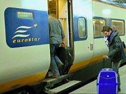 Под Ла-Маншем будут курсировать поезда Siemens