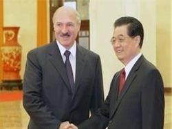 Александр Лукашенко завершил визит в Китай