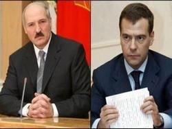 Медведев и Лукашенко: о личностях для вертикали