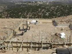 Палестина не признает Израиль в обмен на прекращение стройки