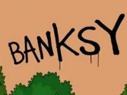 """Бэнкси создал заставку для \""""Симпсонов\"""""""