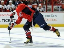 Овечкин забил победный гол в матче НХЛ