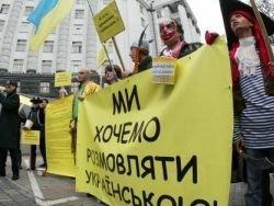 """Эксперты Украины: все \""""языковые\"""" законопроекты вредят языкам"""