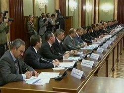 Путин встретился с предпринимателями