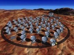 Крупнейший радиотелескоп заработает в следующем году