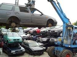 Утилизации автохлама будет продолжена в 2011 году
