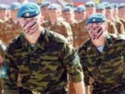 Оскорбленные Сердюковым десантники готовят акции протеста