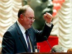 КПРФ имеет достойного кандидата в президенты России