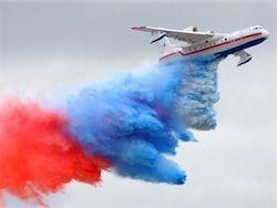Путину презентовали новейшую технику МЧС