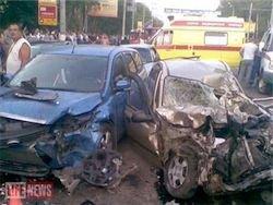 85% ДТП в РФ происходят по вине пьяных водителей и лихачей