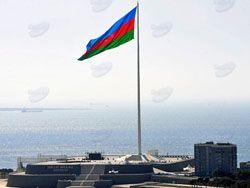 В Азербайджане установлен самый высокий флагшток в мир