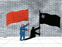 ЕС отвергает приравнивание коммунизма и фашизма