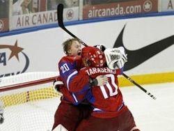 Россия – победитель молодежного чемпионата мира по хоккею