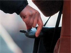 Рекорд краж установили новогодние распродажи в Европе