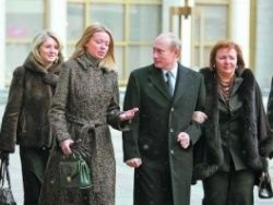 Кое-что о дочерях Путина