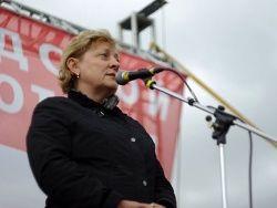 Пеунова: Онищенко берет на себя полицейские функции