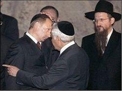 Россия второй Израиль? Или кто у руля власти