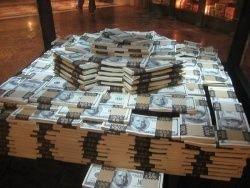 За 9 лет из России незаконно вывели 427 млрд долларов