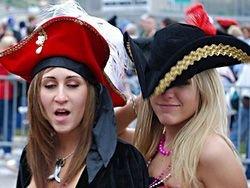 Настоящий пиратский фестиваль грядет в США