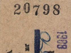 Картонный билетик: назад в СССР