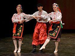 Танец гопак объединил Украину и... Японию