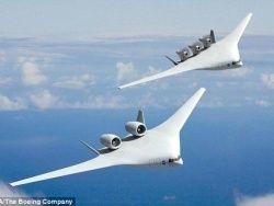 NASA представило три самолета 2025 года